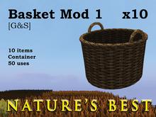 Basket Mod 1 x10  [G&S]