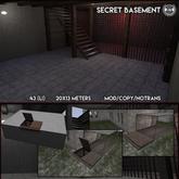 [Since1975] Secret Basement