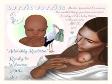 Lottie Totties {Bento Animated Newborns} ✫ Mommy Version - Toffee ✫