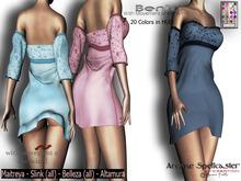 bag DEMO Dress Serena BENTO W/CH *Arcane Spellcaster* Ak-C.