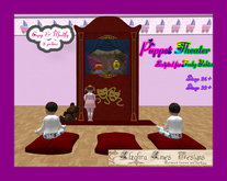 Puppet Theater scripted for Zooby Babies