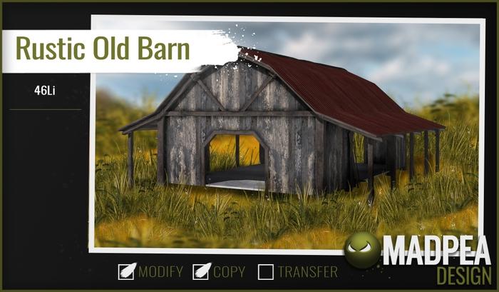 MadPea Old Barn