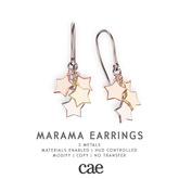 Cae :: Marama :: Earrings [bagged]