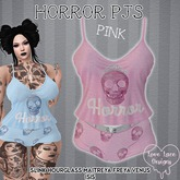 ::LL:: Horror Pjs // Pink