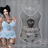 ::LL:: Horror Pjs // Grey