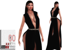 Dress  Black Young-