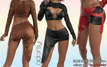 adorsy - Naomi Skirt Fatpack - Maitreya