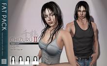*ARGRACE* CHIZURU_II - FATPACK