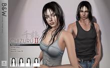 *ARGRACE* CHIZURU_II - B&W