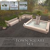 Myth - Town Square Set