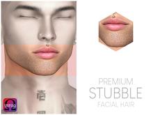 Premium - Stubble - Facial Hair