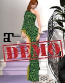 DEMO XK Maitreya Modern Fairytale Gown Be Brave