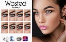 Go&See *  Wasted Eyebags * Genus / Catwa / Lelutka / Omega - Fatpack