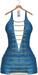 "Elia""Carolinna""[Maitreya/Belleza]Mini Dress/Panties-Blue"