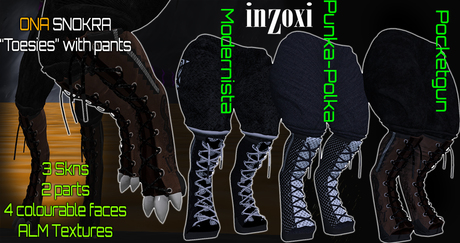[inZoxi] - Crate - Snokra Toesies