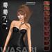 Wasabi // Samantha Mesh Hair - Reds