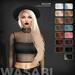 Wasabi // Willow Mesh Hair - Basics - HALLOWEEN SPECIAL