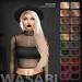Wasabi // Willow Mesh Hair - Solar Ombre - HALLOWEEN SPECIAL