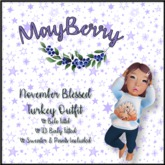 {MB} November Blessed Turkey Outfit [add-me]