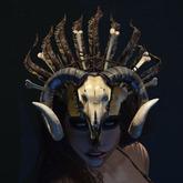 [The Forge] Banshee Headdress, (Box).