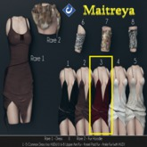 [I<3G] Thyra - Dress - Red [3]