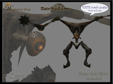 Avatar mesh Darkstone Robot