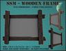 SSM - Wooden Frame
