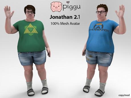 piggu Jonathan Avatar 2.0