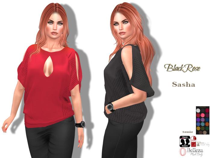 BlackRose Sasha Blouse