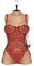 "Asteria ""Bobbi"" [LEGACY/Maitreya/Belleza] Bodysuit - Red"