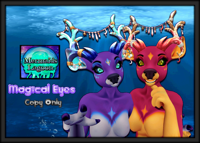 .*. Mermaids Lagoon .*. - Magical Eyes - {Alchemy} -