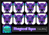 Magical eyes ad   colors 2