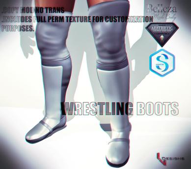 ::LV:. Wrestling Boots