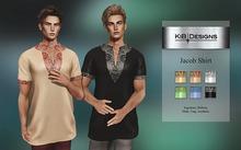 "KiB Designs - Jacob Shirt Fatpack ""Wear"""