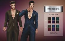 """KiB Designs - Aiden Suit FATPACK """"Wear"""""""