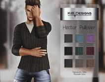 KiB Designs - Hector Pullover DEMO