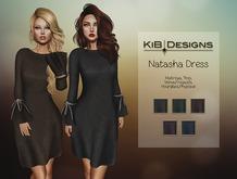 KiB Designs - Natasha Dress DEMO