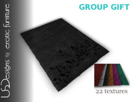USDesigns Shaggy rug Group Gift