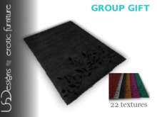 USDesigns Shaggy rug Group Gift