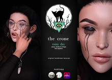 the crone . rainy day