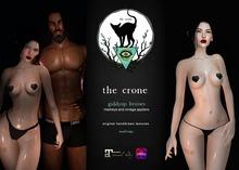 the crone . giddyup bruises