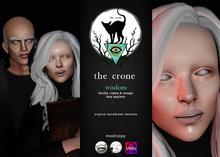 the crone . wisdom - wrinkles