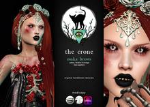 the crone . osaka - brows