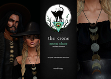 the crone . moon phases
