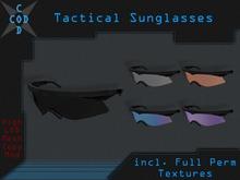 [COD] Tactical Sunglasses - Mesh