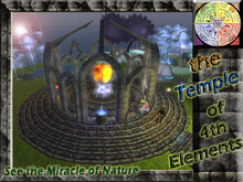 ~*Temple of 4th Elements*~ animate/particle effects with elements, works with contorl system