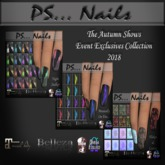 PS...Nails The Autumn Shows Event Exclusives Collection 2018