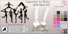AvaGirl - Legwarmer Ice Skates with AO and Tricks Control Hud v3.1
