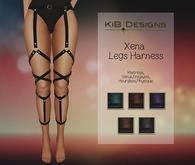 KiB Designs - Xena Legs Harness FATPACK