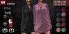 GAS [Ladies Dress Jaqueline - 10 Colors w/HUD FATPACK]